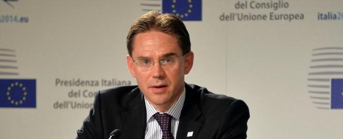 """Ue: """"L'Italia non raggiungerà pareggio di bilancio nel 2017"""""""