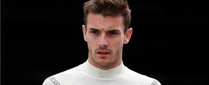 """Jules Bianchi """"non è più in coma artificiale"""": il pilota trasferito a Nizza"""