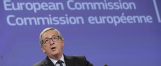 Ue, piano Juncker: Italia prima per gli investimenti previsti