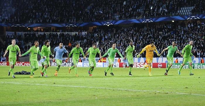 Malmo - Juventus