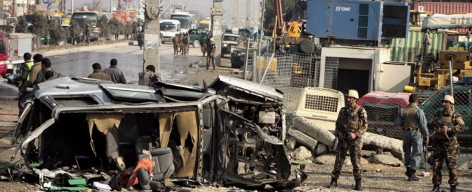 Afghanistan, kamikaze contro auto ambasciata Gb. 6 vittime: un britannico