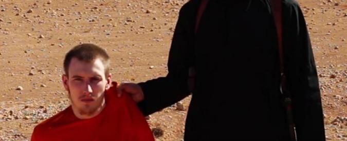 """Isis, """"decapitato in Siria l'ostaggio americano Peter Kassig"""". Diffuso video"""