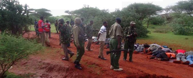 "Kenya, al-Shabaab attacca bus. ""Separati e uccisi 28 passeggeri non musulmani"""