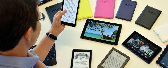 Amazon, arrivano gli sconti di primavera anche sugli ebook. I 'lettori forti' ringraziano