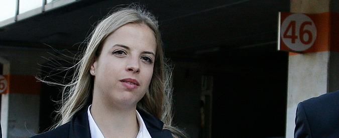 Carolina Kostner squalificata per un anno e quattro mesi: non denunciò Schwazer