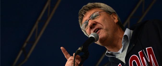 """Fiom, Maurizio Landini: """"Non mi candido, il mio mestiere è nel sindacato"""""""