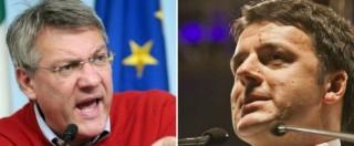 """Maurizio Landini: """"Cambia un'epoca. E' ora di sfidare Matteo Renzi"""""""