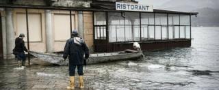 Allerta meteo, 2 morti tra Lago Maggiore e Biella. Milano allagata: esonda Seveso