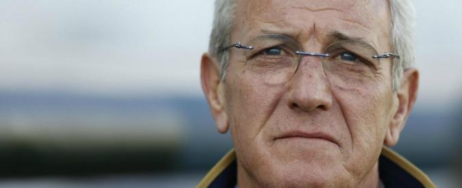 Marcello Lippi non torna in nazionale. Sua nomina a dt congelata per conflitto di interessi: il figlio Davide è ancora procuratore