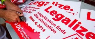 Elezioni Midterm 2014, sì a marijuana a fini ricreativi e aumento salario minimo