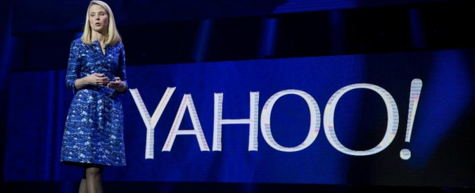 """Yahoo, """"previsto taglio del 15% di forza lavoro e la chiusura di unità di business"""""""