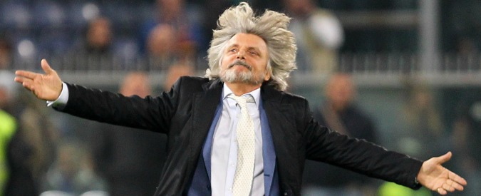 Massimo Ferrero show: Viperetta e la 3° generazione del presidente Trimalchione