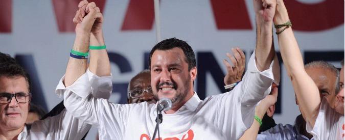 """Lega, Salvini fa il """"sindacalista"""" ma mette 71 dipendenti in cassa integrazione"""