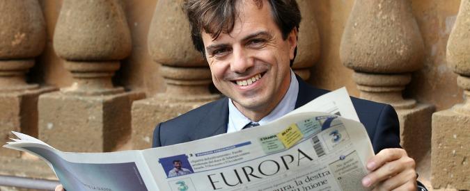 Europa, offerta del Partito Democratico per acquistare il quotidiano