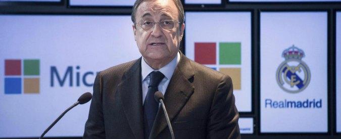 Real Madrid, accordo con Microsoft per la comunicazione online