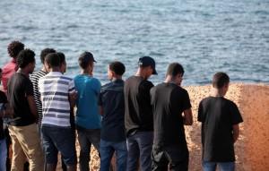 A Lampedusa l'anniversario della strage di migranti