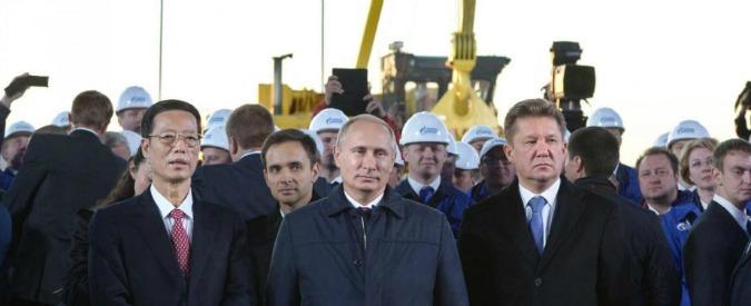 "Gazprom, stampa russa: ""Stretta dalle sanzioni chiederà 42 miliardi a Mosca"""