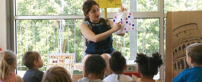 """""""A Melbourne insegno ai bambini australiani la lingua e la cultura italiana"""""""