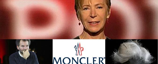 Moncler crolla in Borsa. Pesa il timore di boicottaggio dopo l'inchiesta di Report