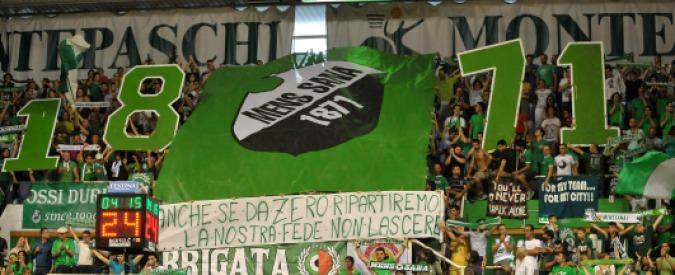 Siena, trasferte vietate ai tifosi della Mens Sana: sono troppi per la Serie B