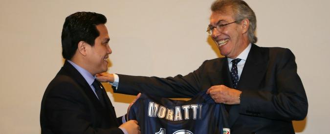 Mazzarri esonerato, Mancini all'Inter: sintomo della pace tra Moratti e Thohir