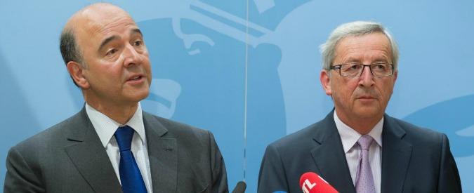 """Legge Stabilità, Moscovici: """"Sforzo chiesto a Italia è diminuito, ma rispetti impegni"""""""