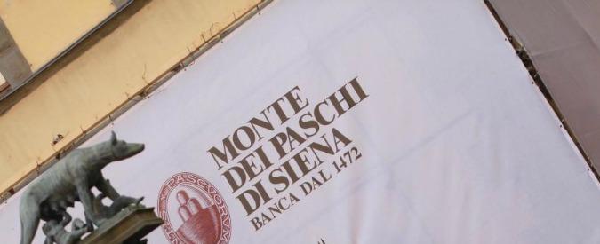 Monte dei Paschi di Siena e Banca Carige ai minimi storici a Piazza Affari. Le azioni di Siena valgono meno di 1 euro