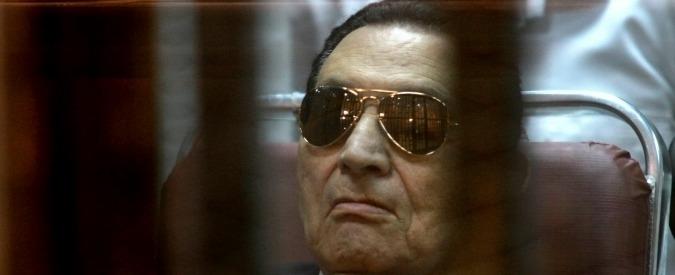 Egitto, Mubarak prosciolto: non ha fatto uccidere i 239 manifestanti