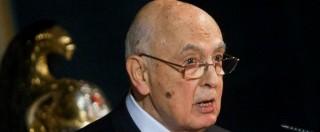 Dimissioni Napolitano, verso annuncio a fine anno. Anche senza legge elettorale