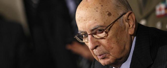 Vitalizi regionali, ex consiglieri scrivono a Napolitano: 'Non tagliare diritti acquisiti'