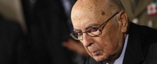 """Dimissioni Napolitano, è partito il """"toto-addio"""": """"Forse già a metà dicembre"""""""