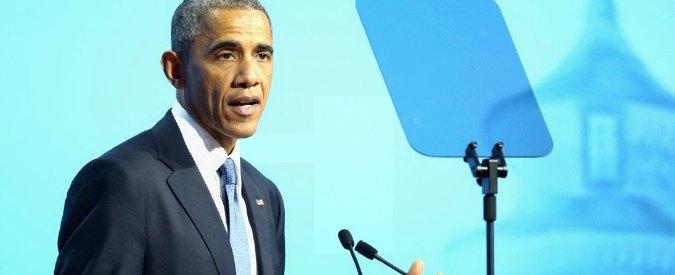 """Obama al vertice Apec: """"E' nell'interesse Usa parlare di diritti umani in Cina"""""""