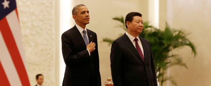 "Clima, Obama incassa accordo Cina per ridurre emissioni. ""Svolta storica"""
