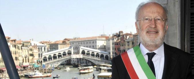 """Scandalo Mose, Orsoni: """"Non ho mai ammesso colpevolezza. Ho chiesto il patteggiamento per il bene di Venezia"""""""