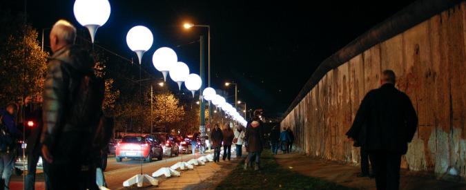 """Muro di Berlino, Merkel: """"Ddr ingiusta. Altre barriere devono essere abbattute"""""""