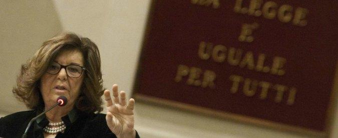 """Legge Severino, possibile revisione. Ma due anni fa tutti vollero le """"liste pulite"""""""