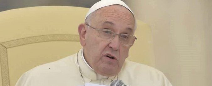 """Papa: """"Aborto, eutanasia ed eterologa sono espressione di falsa compassione"""""""