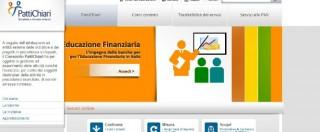 Banche italiane e risparmiatori, PattiChiari è arrivato al capolinea