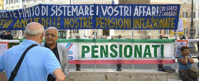 """Pensioni, Ocse: """"In Italia assorbono il 15,7% del Pil, il doppio rispetto alla media"""""""