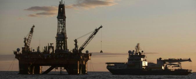 'Ombrina Mare', l'ombra nera del petrolio sulle nostre coste