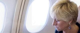Roberta Pinotti, procura Roma chiede archiviazione per volo-taxi