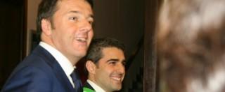 Renzi a Parma, presidio di collettivi e Fiom: la polizia carica i manifestanti