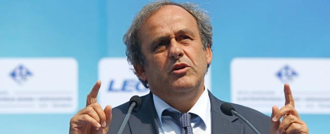 Fifa, Michel Platini escluso ufficialmente dalle elezioni per la presidenza