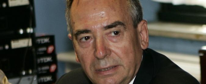 Dossier illegali, Pollari di nuovo a processo: annullato proscioglimento