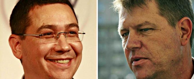 Romania, presidenziali: ballottaggio Ponta-Johannis. All'insegna degli scandali