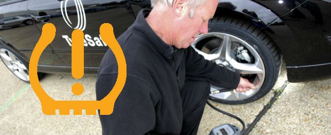 Sensori pressione pneumatici, obbligatori da novembre sulle auto nuove