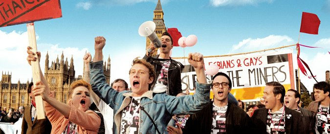 Pride, quando gay e lesbiche aiutarono la lotta dei minatori inglesi
