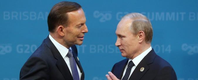 G20, tensioni sull'Ucraina: Putin annuncia l'addio anticipato. Poi ci ripensa