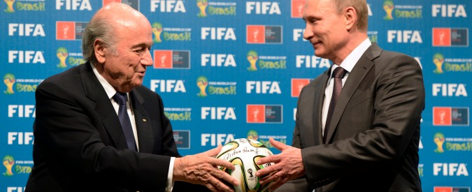 Russia in crisi, Putin taglia di nuovo il budget per i mondiali di calcio 2018