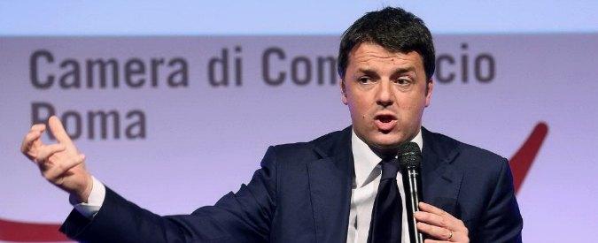 """Renzi: """"Contro di me più scioperi che in tutti gli altri governi"""". Ma non è vero"""
